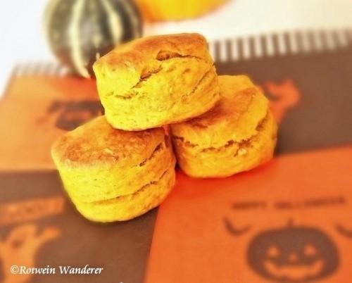 halloween scones