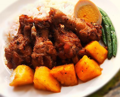 Adobong Manok – Filipino Chicken Adobo
