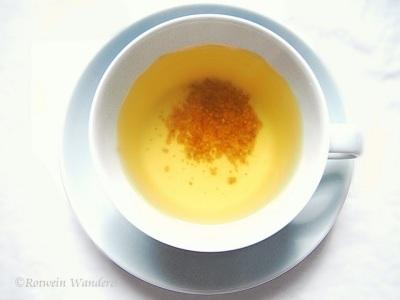 Soba Cha - buckwheat tea