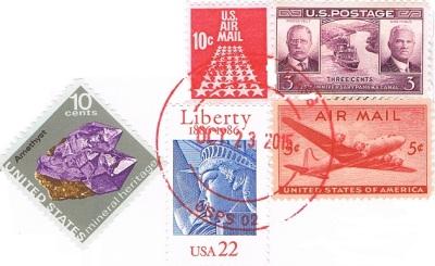 vintage stamps 2