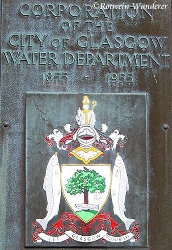 City of Glasgow's Coat of Arms