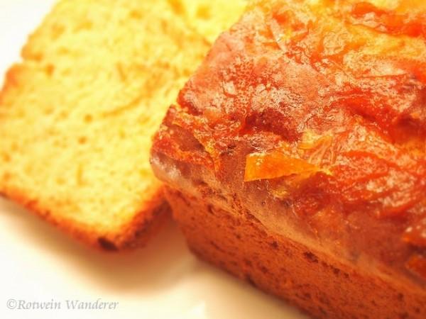 Kumquat Marmalade LoafCake