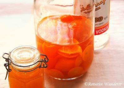 Kumquat Nastoyka