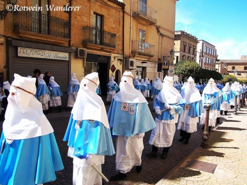 Holy Monday Procession