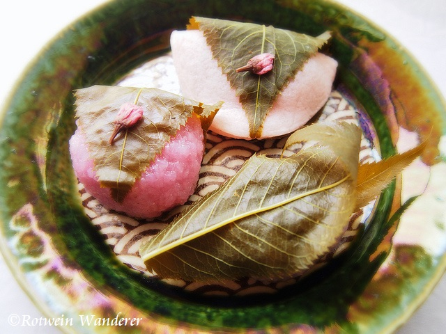 Wagashi of the Month: April
