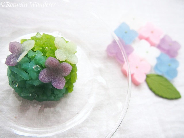 Wagashi of the Month: June