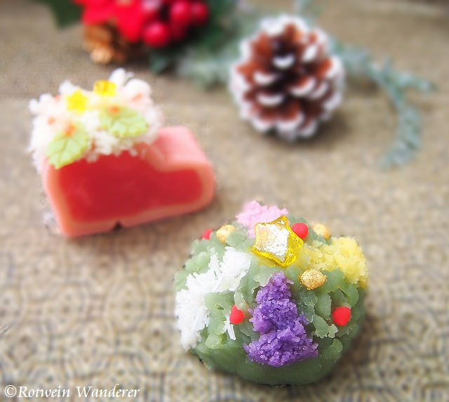 Wagashi of the Month:December