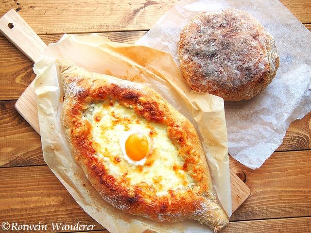 Pâine de Casă &Khachapuri