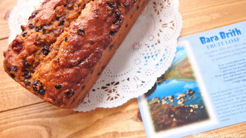 Bake-Off ! – Bara Brith and Welsh Whisky