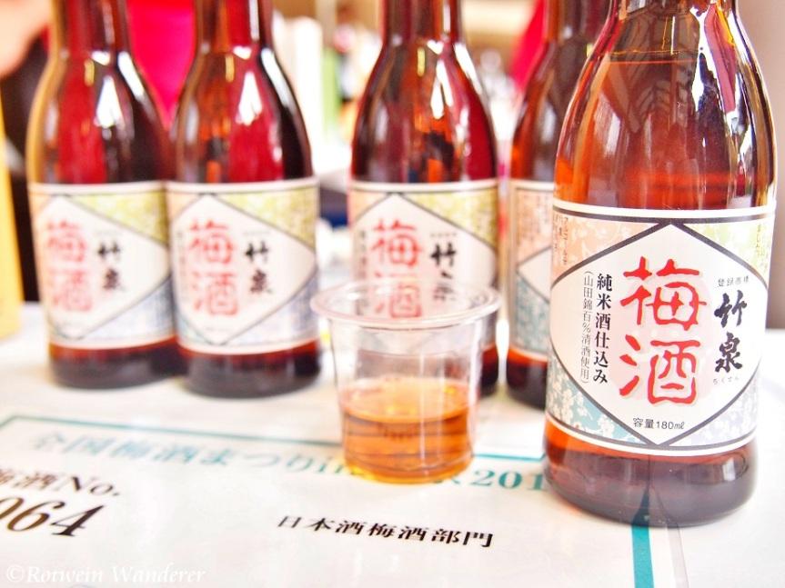 Umeshu Matsuri – Plum Wine Festival inTokyo