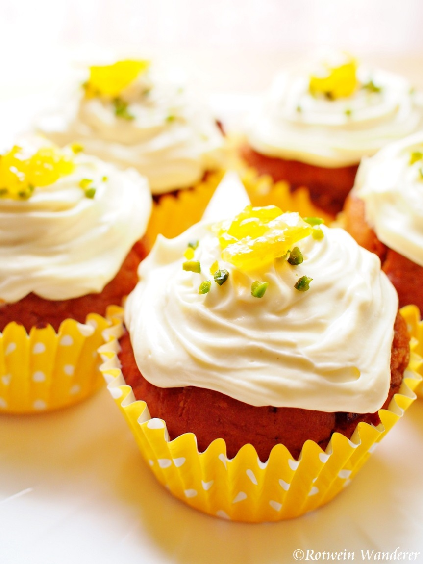 Gluten-Free Carrot Cupcakes
