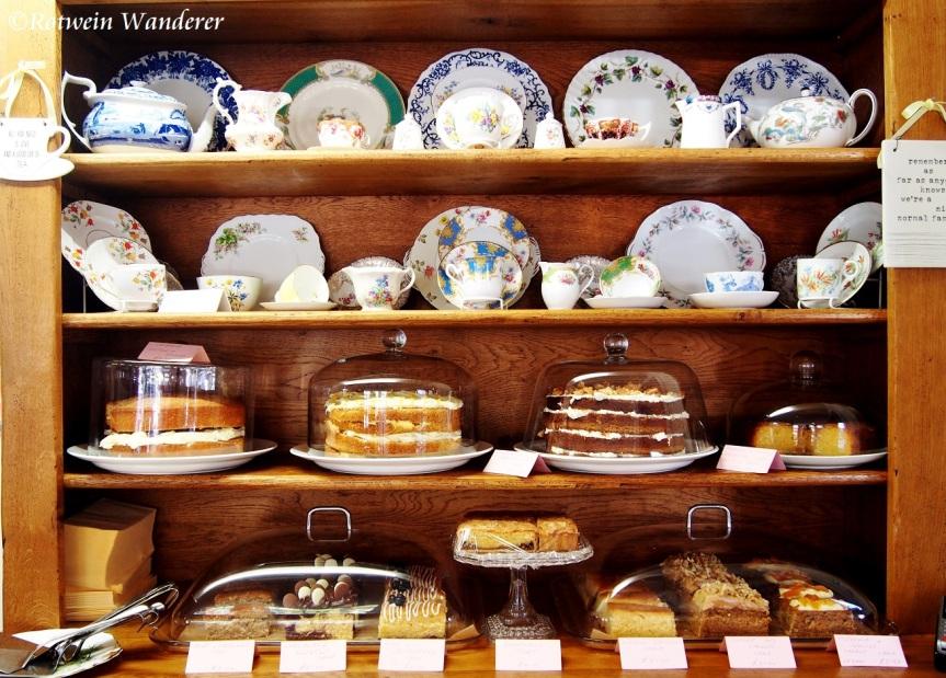 High Tea in Lustleigh, Devon2019
